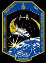 Официальная эмблема миссии STS-126